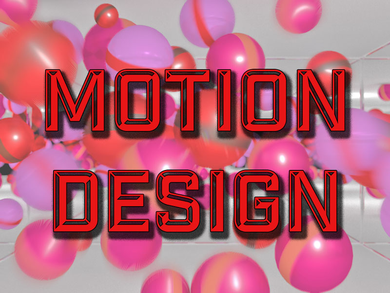 CGMuse Motion Graphics Design Work